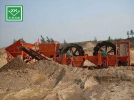 风化砂洗沙生产线