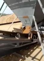 洗砂机视频